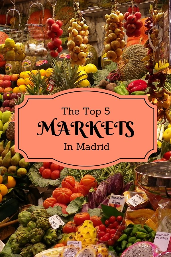 5 Best dishes in madrid or add