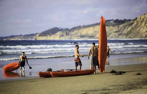 SanDiego beach_shutterstock_150031349