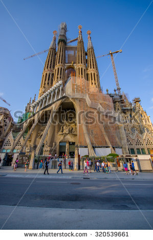 9 stunning details about la sagrada familia after his dying, the six