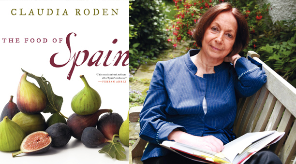 A discussion with claudia roden aposm area of the