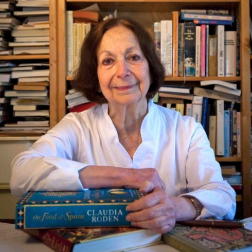 A discussion with claudia roden number of gastronomes