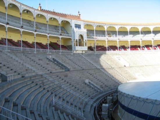Bullfight in madrid - overview of plaza de toros las ventas, madrid, the country - tripadvisor sport not really for
