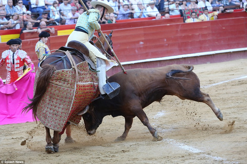 Bullfighting is dead! lengthy live the bullfight! - the brand new you are able to occasions Juli, Cayetano