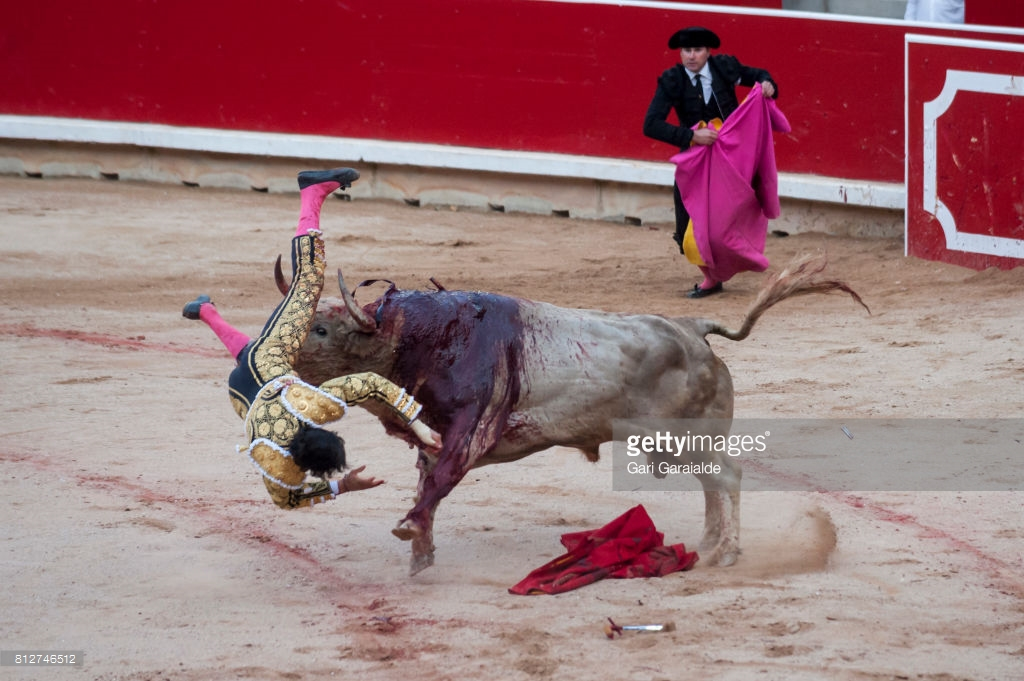 Bullfights — san fermin festival 2017 Exactly What Is