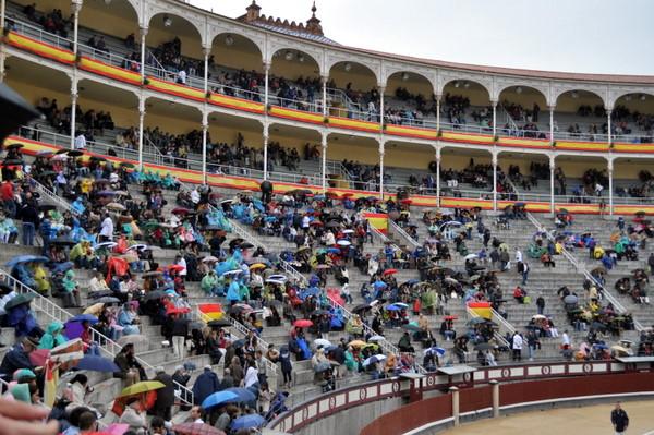 Las Ventas seats