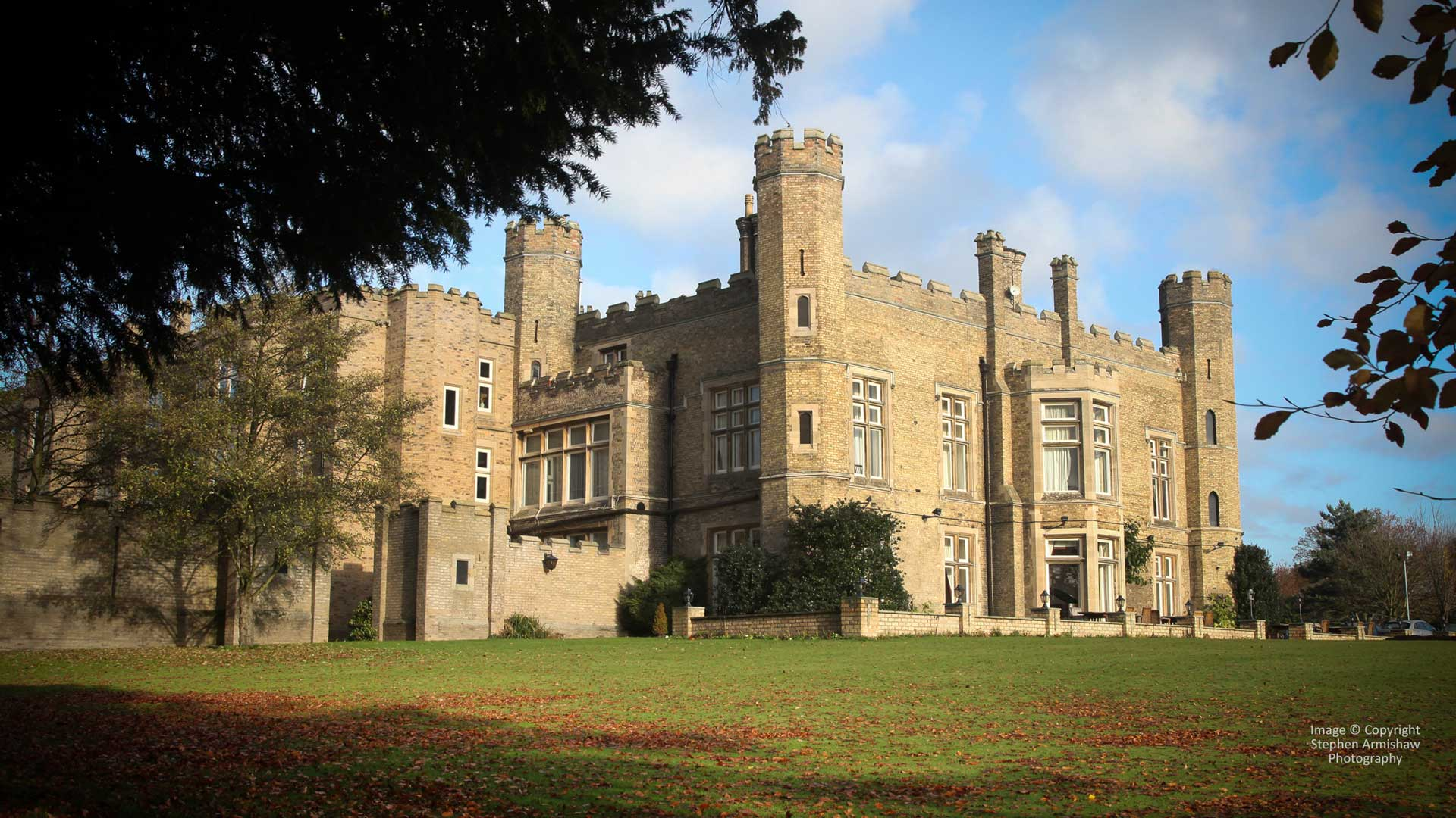 Castle hotels of the country the independent