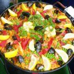 Food history / spanish