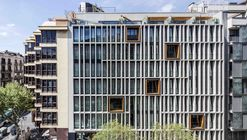 OHLA Hotel EIXAMPLE / Isern Associats