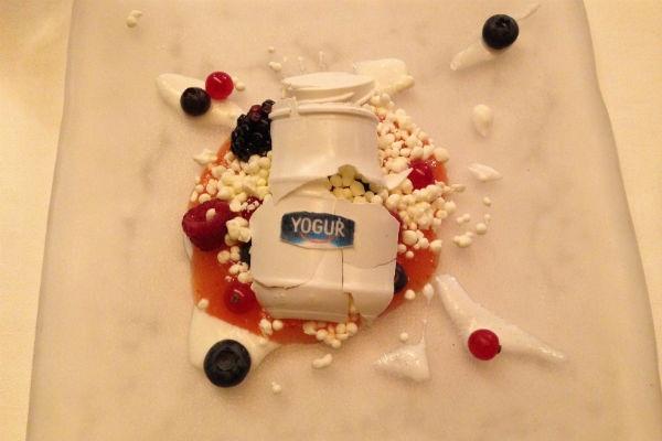 Broken Jar of Yogurt Akelare