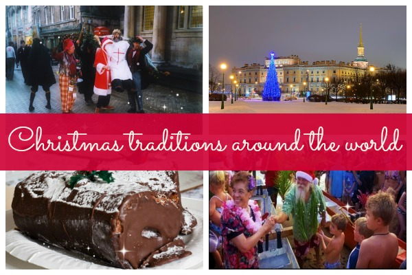 Interesting christmas traditions in the country That one is
