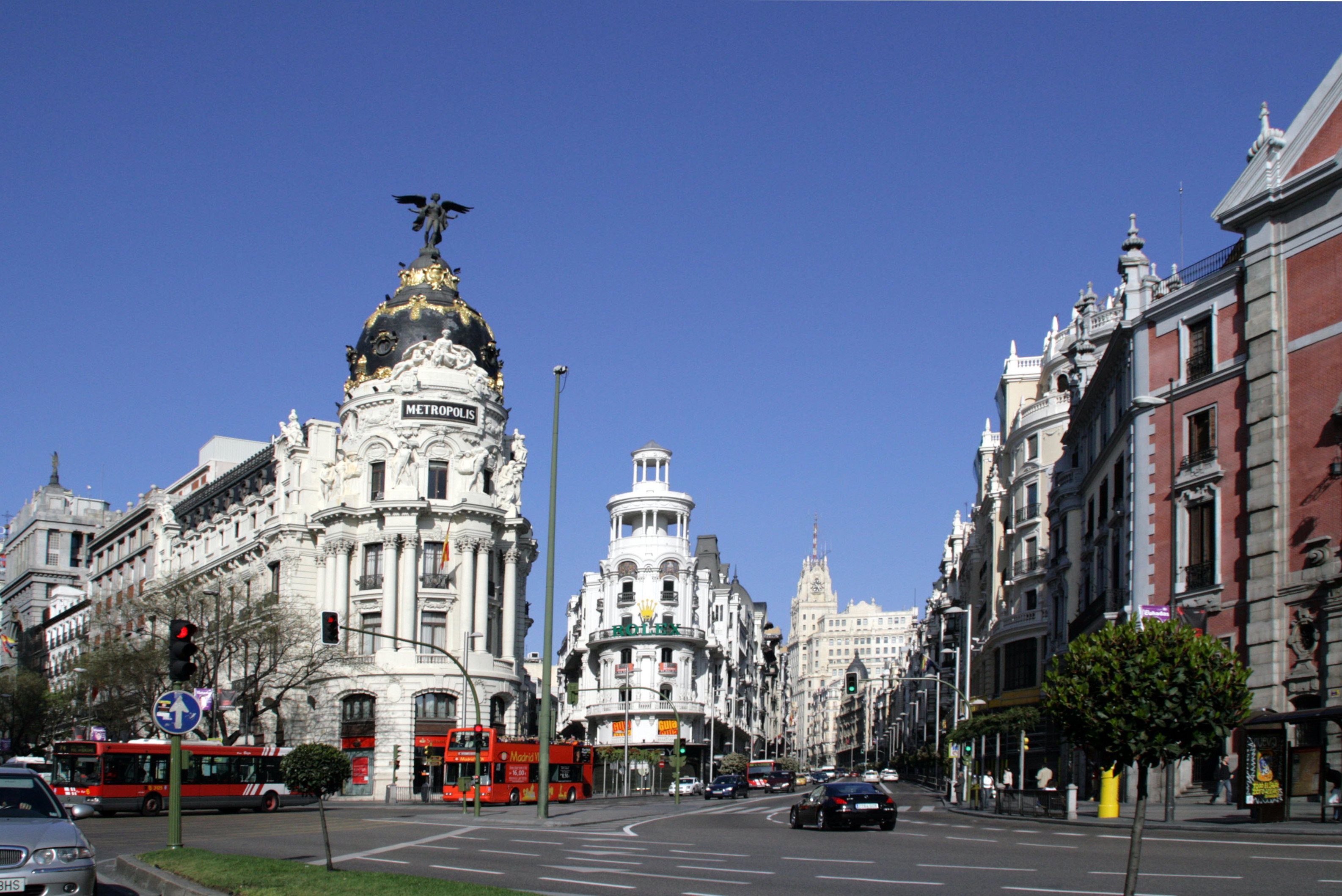 Madrid leading edge architecture and style