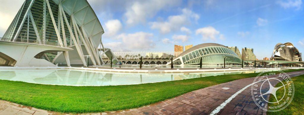 modern art in Valencia