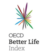 Oecd better existence index Social and economic status can