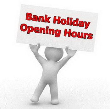 Opening hrs and public holidays in the country and winter for