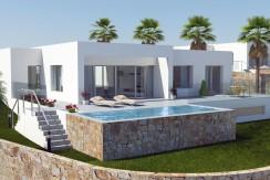 New 3 Bed Villas For Sale Las Colinas Golf Club