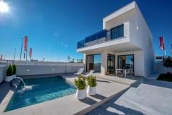 12 Luxury 3 Bed Villas For Sale Lomas de Cabo Roig