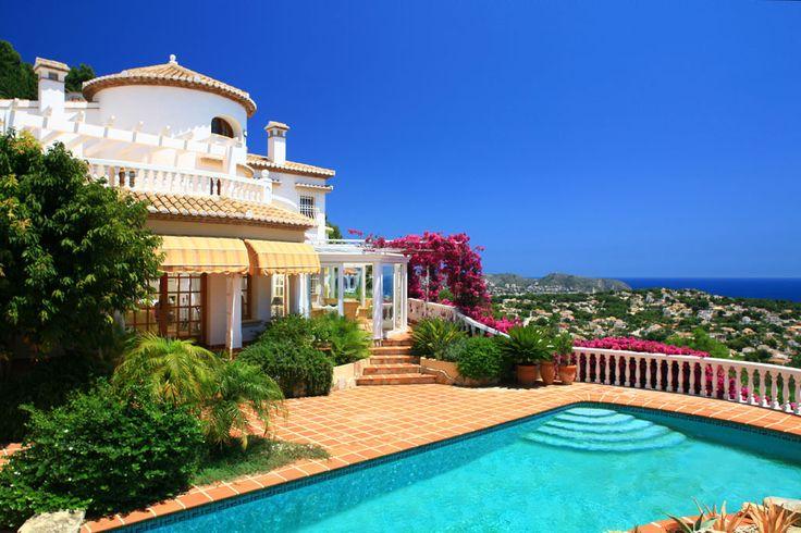 Property in spanish Tenerife Villa Rent