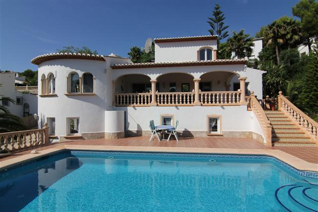 Property in spanish bought by property