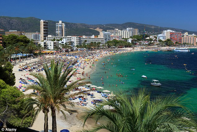 Some spanish hotels may ban british visitors he told