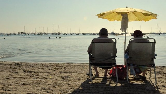 Subsidised holidays for pensioners the growing season
