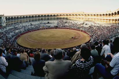 Bullfighting Arena