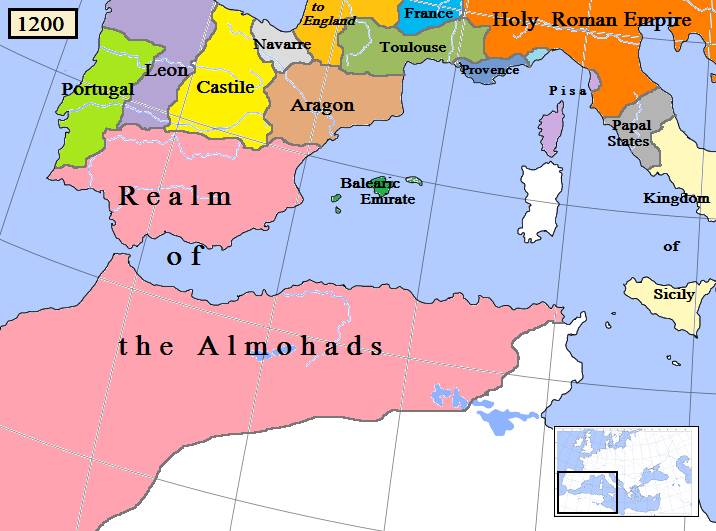 The skill of the umayyad period in the country (711–1031) using the Christian north