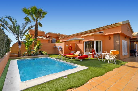 Villas in tenerife - tenerife property Villas for rental