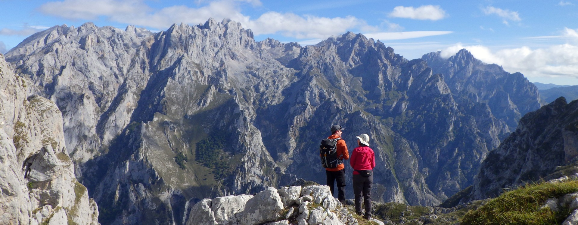 Walking the picos de europa, walking holidays in the country travels far towards the