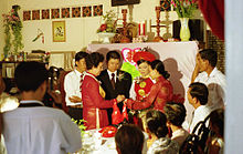 Wedding traditions and customs in the country The wealthy culture of