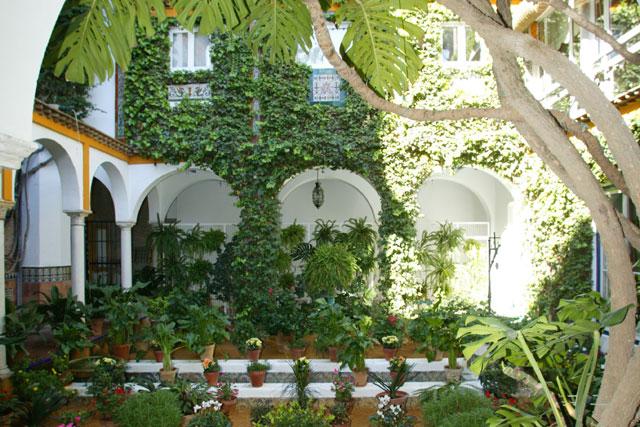 Palacio Santa Cruz, Seville, Spain vacation rental
