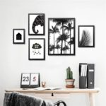 Strategies for Rocking Black and White Wall structure Art
